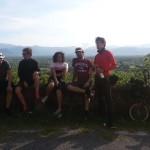 Foto di gruppo a Roccasecca