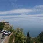 San VIto e l'arrivo all'Adriatico