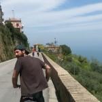 Valerio è perplesso dalla costa dei Trabocchi?
