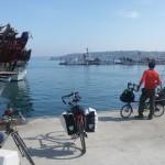 porto di Ortona e funerale al gambero