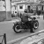 motociclisti a San Donato