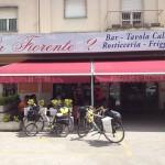 pausa pranzo a Cassino