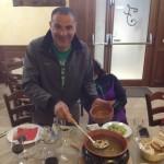 Giancarlo e l'allegria da cazzarielli ai fagioli