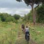 Il tratto di Appia Antica tra via di Fioranello e Santa Maria delle Mole