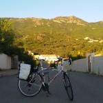 La partenza da Borgo