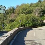 L'ingresso a Volpajola