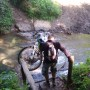 Il secondo guado del fiume Cremera - km 14,5