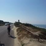La duna litoranea di Sabaudia