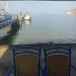 RomAtene-undicesima-tappa-Kanali-Mytikas-sedie-davanti-al-mare