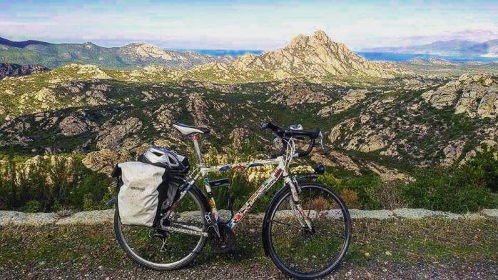 Il deserto degli Agriati in Corsica