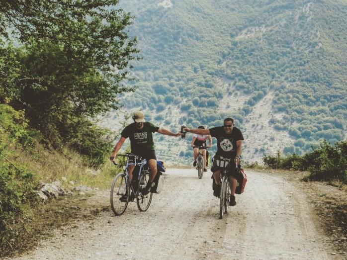 Remake di Coppi e Bartali in Abruzzo