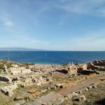 Le rovine di Tharros